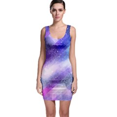 Background Art Abstract Watercolor Bodycon Dress by Nexatart