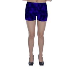 Midnight Skinny Shorts by vwdigitalpainting