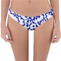 DNA SQUARE  STAIRWAY Reversible Hipster Bikini Bottoms View1