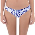 DNA SQUARE  STAIRWAY Reversible Hipster Bikini Bottoms View3