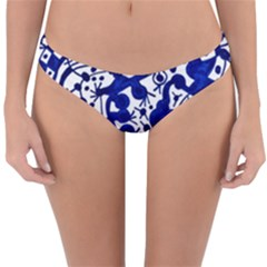 Direct Travel Reversible Hipster Bikini Bottoms by MRTACPANS