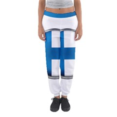 Finland Country Flag Countries Women s Jogger Sweatpants