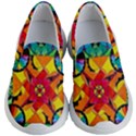 The Way Kid s Lightweight Slip Ons View1
