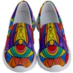 Arcturian Insight Grid - Kid s Lightweight Slip Ons