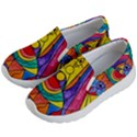 Arcturian Insight Grid - Kid s Lightweight Slip Ons View2