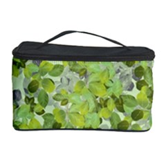 Leaves Fresh Cosmetic Storage Case by jumpercat
