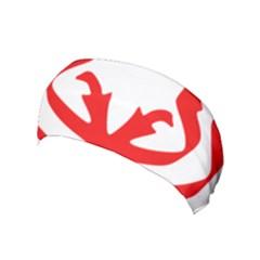 Malaysia Unmo Logo Yoga Headband by abbeyz71