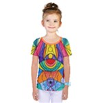Arcturian Insight Grid - Kids  One Piece Tee