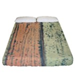 Abstract 1851071 960 720 Fitted Sheet (Queen Size)