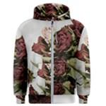 Roses 1802790 960 720 Men s Zipper Hoodie
