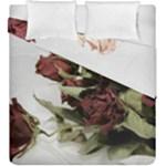Roses 1802790 960 720 Duvet Cover Double Side (King Size)