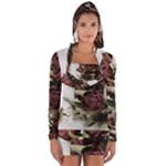 Roses 1802790 960 720 Long Sleeve Hooded T-shirt