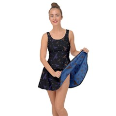 Falcons And Stars Inside Out Casual Dress by greenthanet