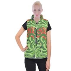 Turtle Women s Button Up Vest by snowwhitegirl