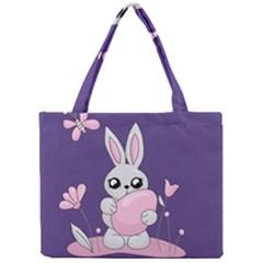Easter Bunny  Mini Tote Bag