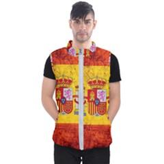 Football World Cup Men s Puffer Vest by Valentinaart