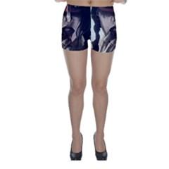 Femininely Badass Skinny Shorts by sirenstore