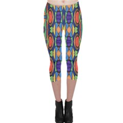 Pattern 26 Capri Leggings  by ArtworkByPatrick