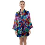 Soul Family - Long Sleeve Kimono Robe