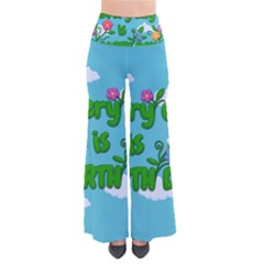 Earth Day Pants by Valentinaart