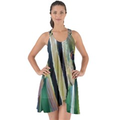 Angelfish 1 Show Some Back Chiffon Dress by trendistuff