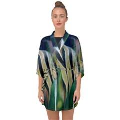 Angelfish 1 Half Sleeve Chiffon Kimono by trendistuff