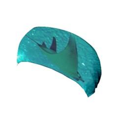 Manta Ray 1 Yoga Headband by trendistuff