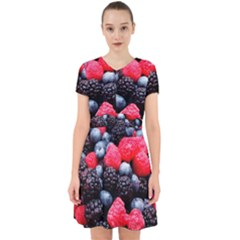 Berries 2 Adorable In Chiffon Dress by trendistuff