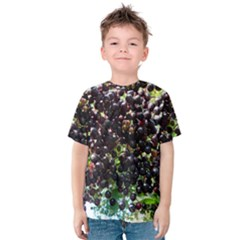 Elderberries Kids  Cotton Tee by trendistuff