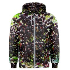 Elderberries Men s Zipper Hoodie by trendistuff