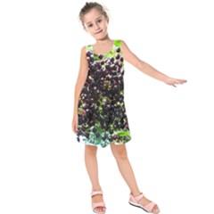 Elderberries Kids  Sleeveless Dress by trendistuff
