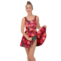 Red Berries 1 Inside Out Dress by trendistuff
