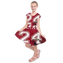 Stilinski Teen Wolf Beacon Hills Lacrosse Kids  Short Sleeve Dress
