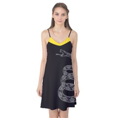 Gadsden Flag Don t Tread On Me Camis Nightgown by snek