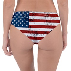 Gadsden Flag Don t Tread On Me Reversible Classic Bikini Bottoms by snek