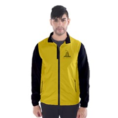 Gadsden Flag Don t Tread On Me Wind Breaker (men) by snek