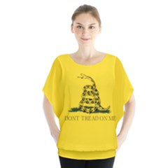 Gadsden Flag Don t Tread On Me Blouse by snek