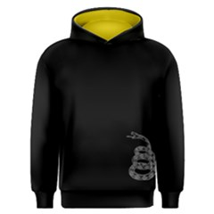 Gadsden Flag Don t Tread On Me Men s Overhead Hoodie by snek