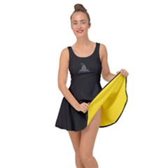 Gadsden Flag Don t Tread On Me Inside Out Dress by snek