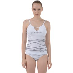 Proud Deplorable Maga Women For Trump With Heart Cut Out Top Tankini Set by snek