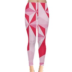 3d Pattern Experiments Leggings