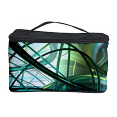 Abstract Cosmetic Storage Case by Sapixe