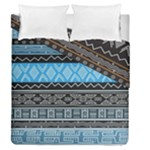 Modern Mudcloth Print Cover Double Side (Queen Size)
