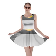 Cute Penguin Animal Skater Dress