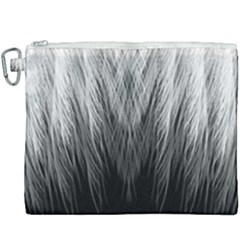 Feather Graphic Design Background Canvas Cosmetic Bag (xxxl) by Sapixe