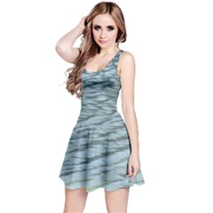Sea Reversible Sleeveless Dress by Chihuahua