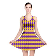 Real Jester Reversible Skater Dress by jumpercat