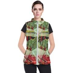Hidden Strings Of Purity 7 Women s Puffer Vest by bestdesignintheworld