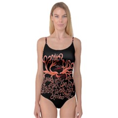 Panic At The Disco   Lying Is The Most Fun A Girl Have Without Taking Her Clothes Camisole Leotard