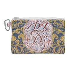 Panic! At The Disco Canvas Cosmetic Bag (large)
